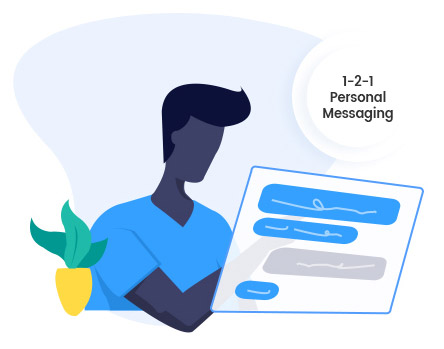 personal messaging